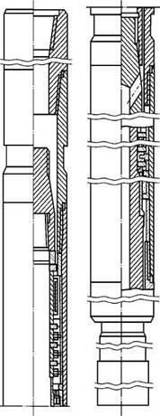 Секционные унифицированные шпиндельные турбобуры