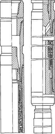 Высокомоментные турбобуры с системой гидроторможения