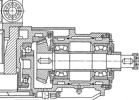 Размеры роторов, мм