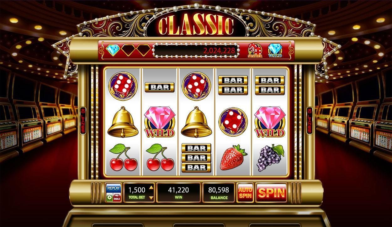 online casino play money