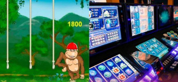 Азартные автоматы онлайн